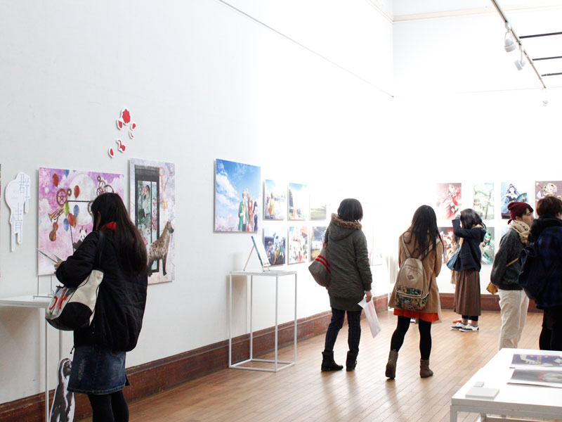 1月31日(金) 展示風景